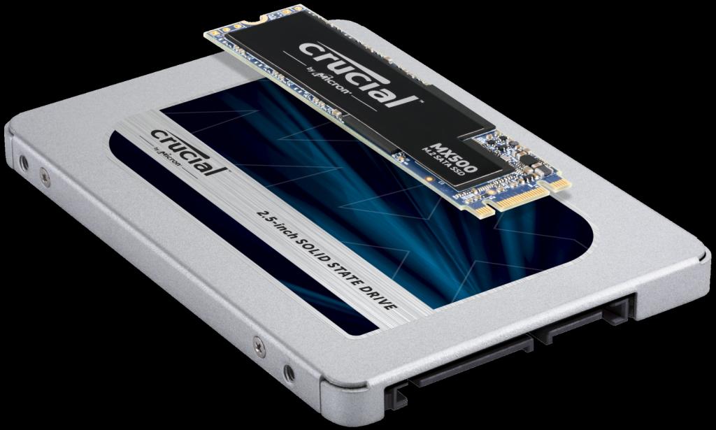 O SSD da Crucial te ajudará a abrir seus jogos mais rapidamente (Fonte: Divulgação/Crucial)