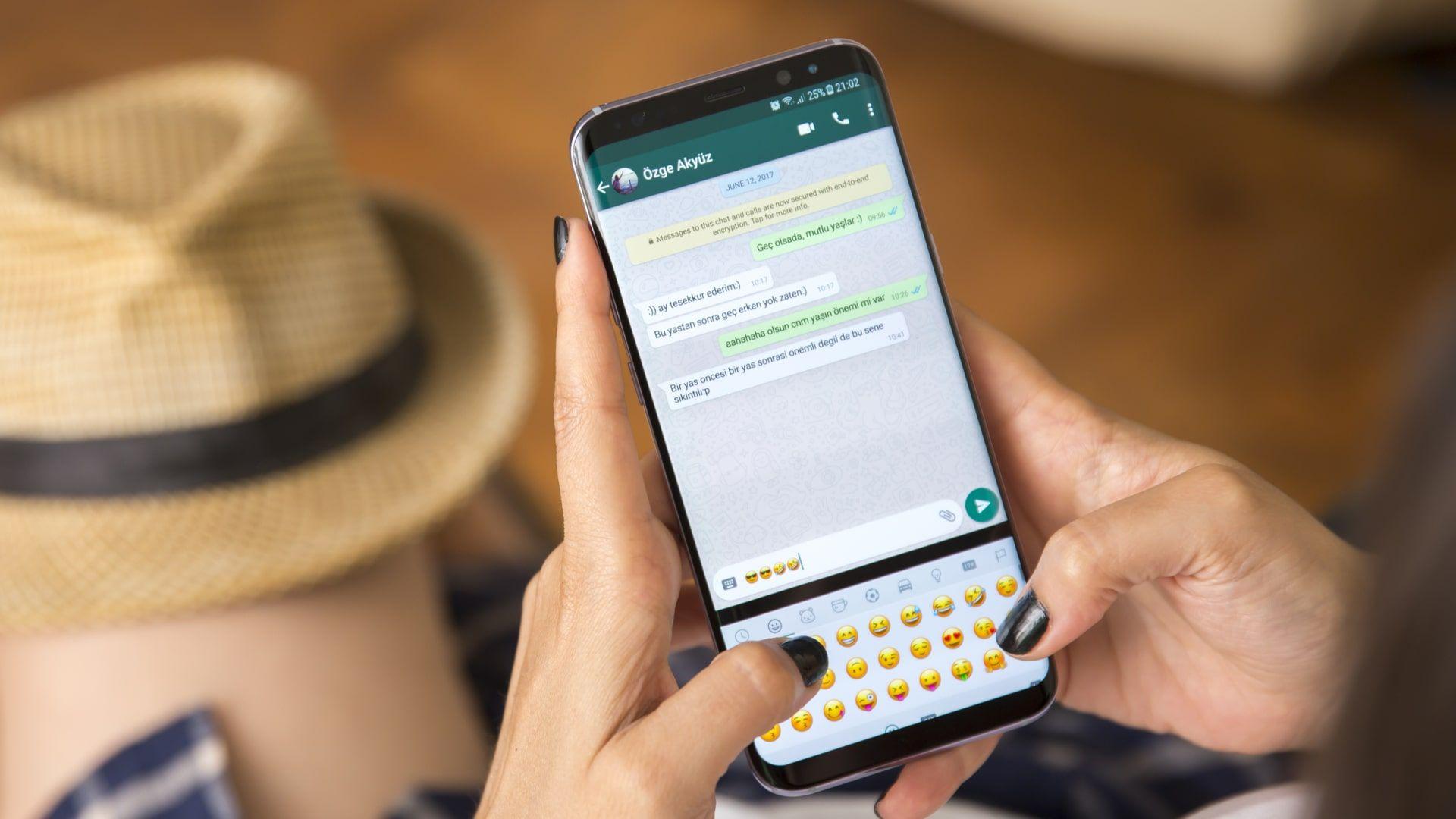 Como recuperar mensagens apagadas do WhatsApp? Veja todas as dicas que você precisa saber (Foto: Shutterstock)