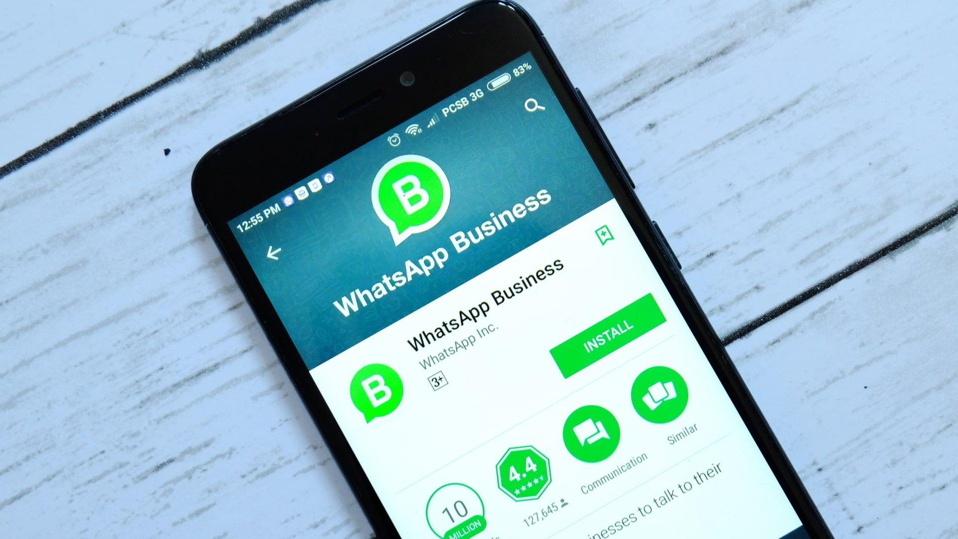Como ter dois WhatsApp? WhatsApp Business permite adicionar uma segunda conta (Foto: Shutterstock)