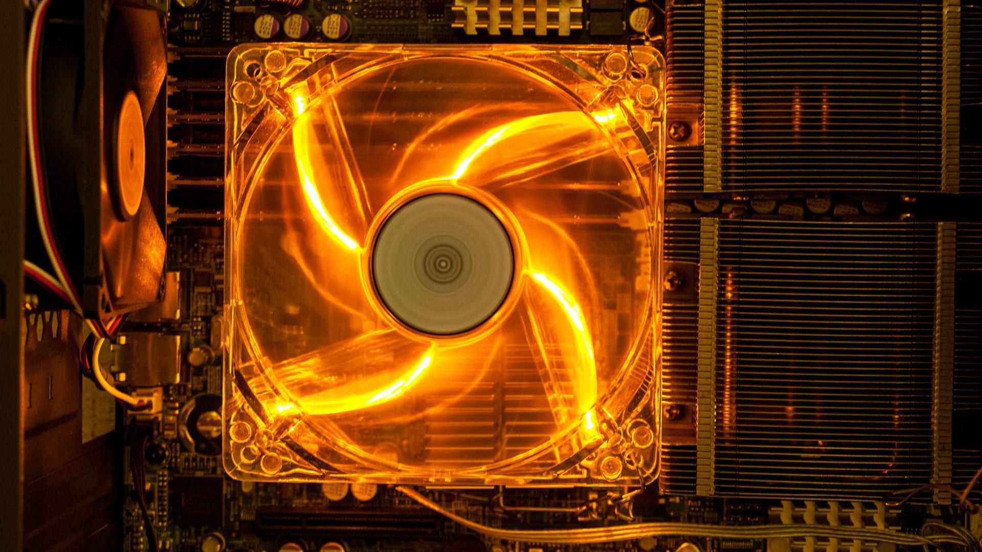 Os fans são utilizados para controlar a temperatura do PC (Foto: Reprodução/Shutterstock)