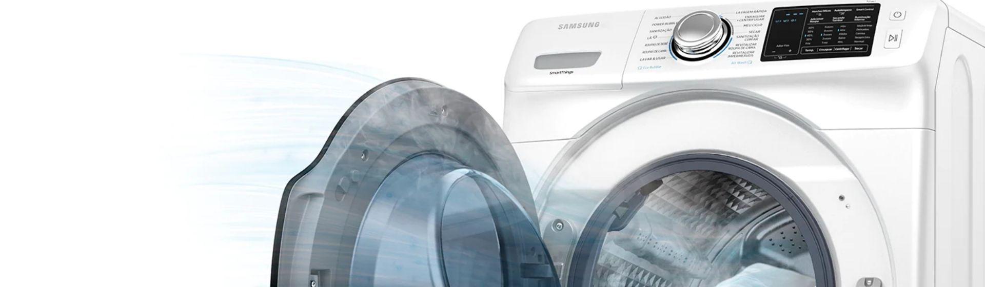 As 5 melhores Lava e Seca da Samsung em 2019