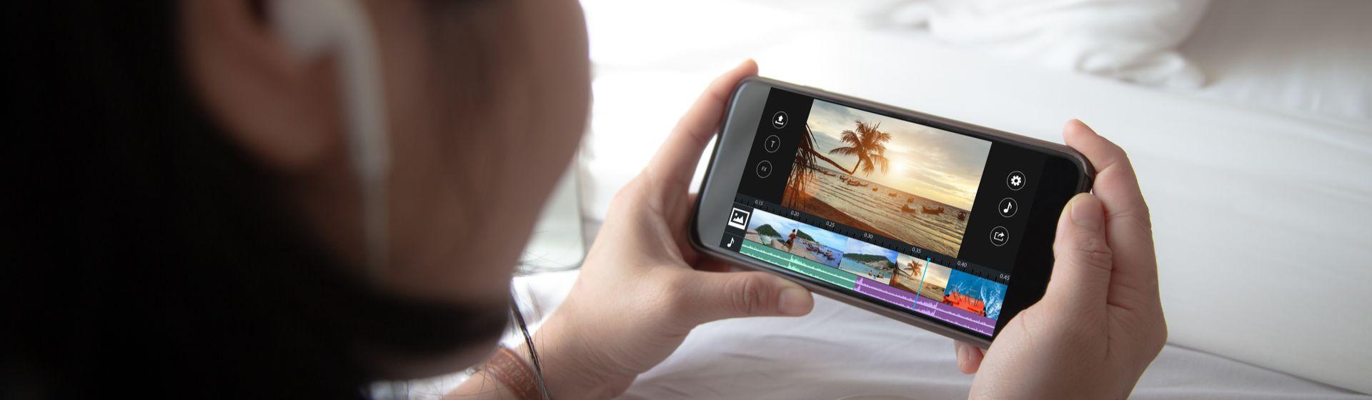Editor de vídeo para celular: veja os melhores aplicativos
