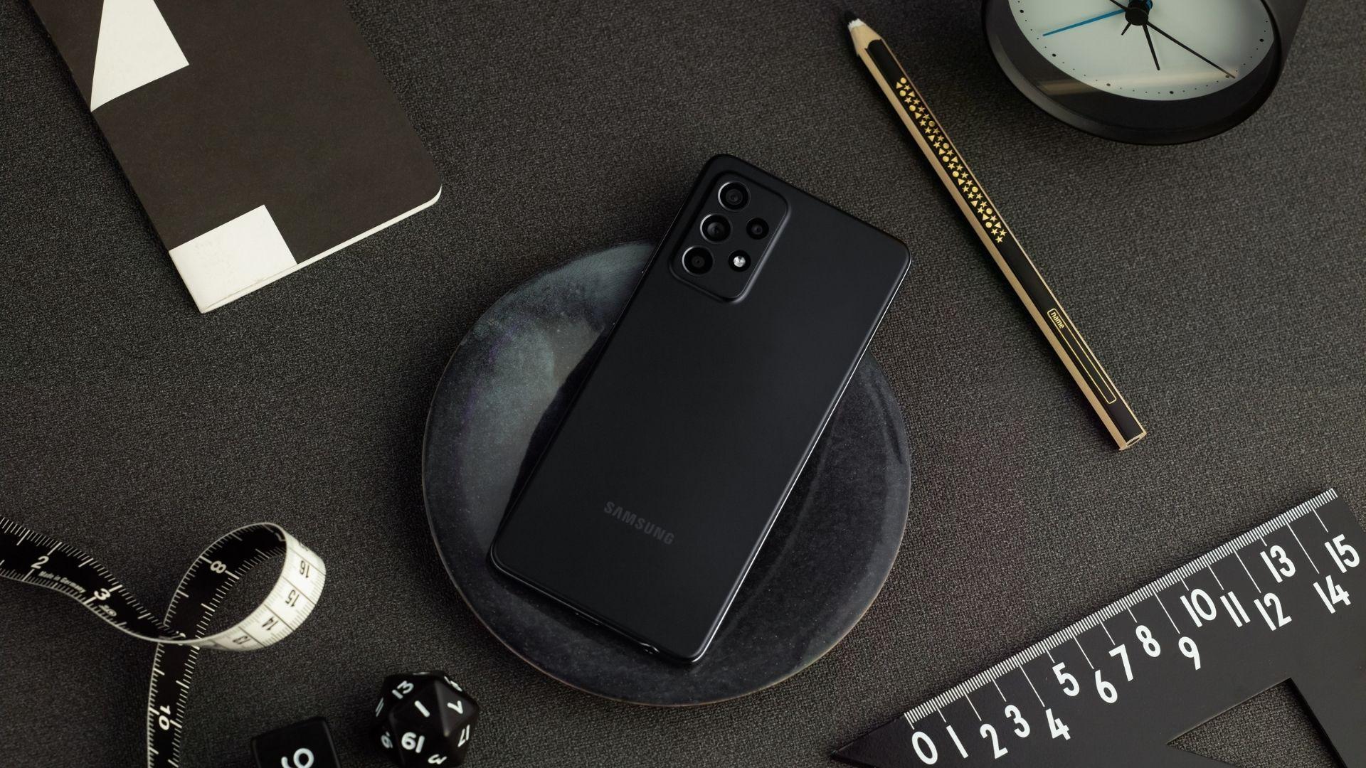 Novos Galaxy A vêm com Samsung Knox para maior segurança (Foto: Divulgação/Samsung)
