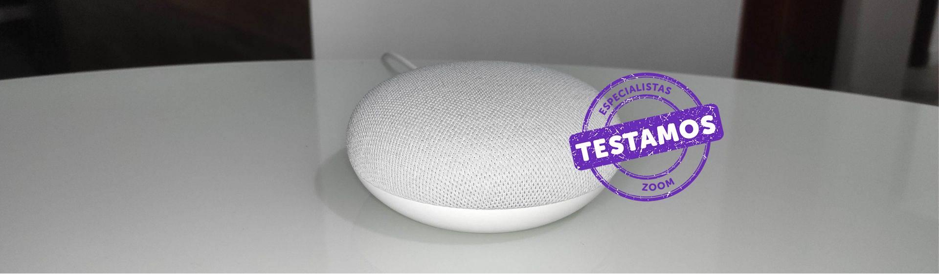 Google Nest Mini: design moderno, mas recursos básicos