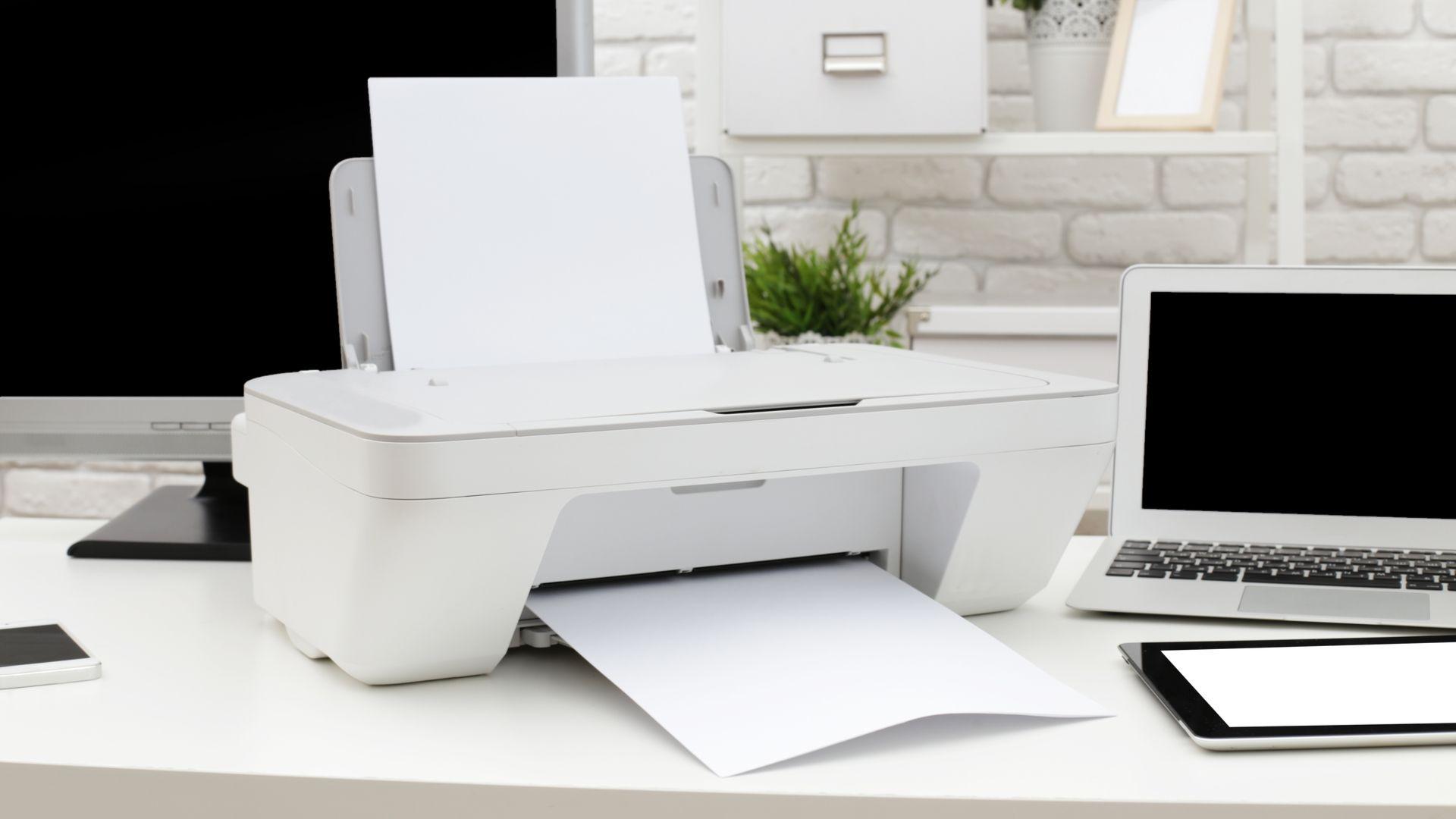 Confira as impressoras mais vendidas de março (Foto: Shutterstock)