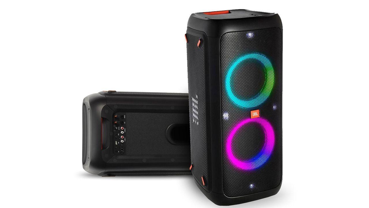 Design da JBL PartyBox 300. (Foto: Divulgação/JBL)