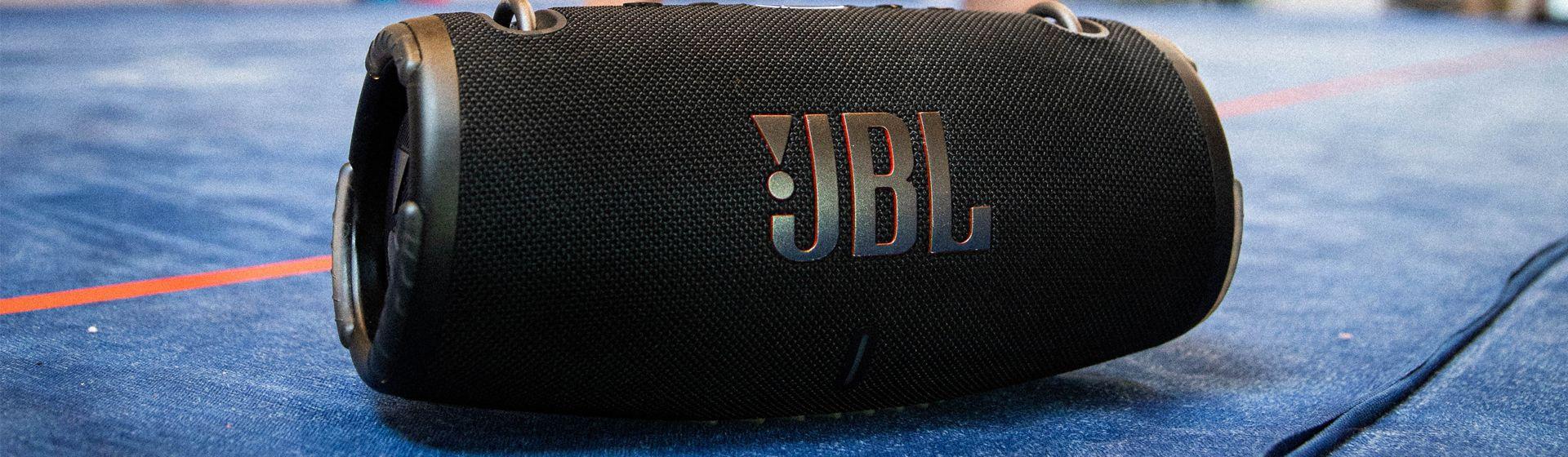 JBL Xtreme 3 é lançada no Brasil e promete som poderoso e resistência