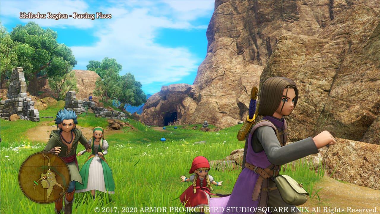 Dragon Quest XI (Foto: Divulgação/Dragon Quest)