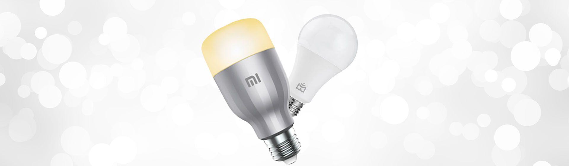 Smart lâmpada Positivo vs lâmpada inteligente da Xiaomi: qual é melhor?