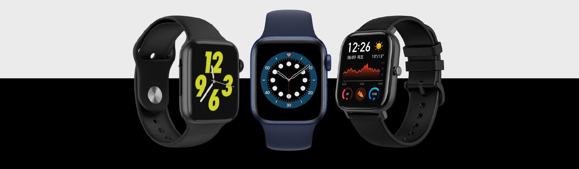 Como avaliamos os smartwatches no Zoom