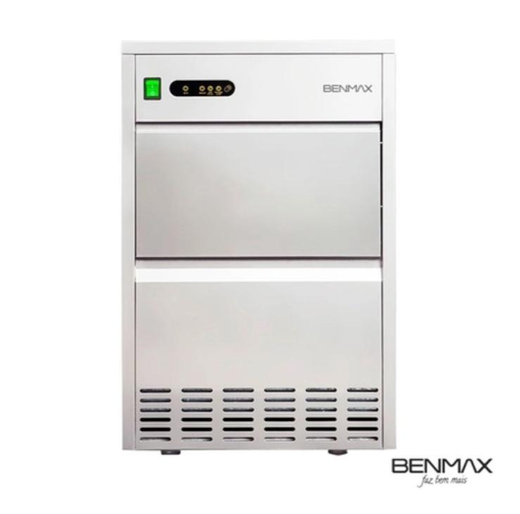 Essa máquina de gelo profissional só pode ser encontrada na versão de 220V