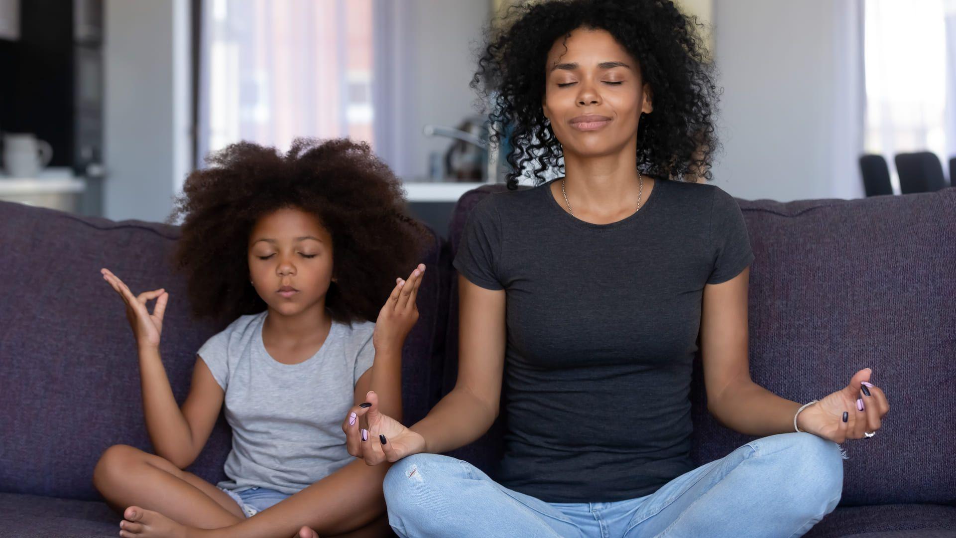 Confira os melhores apps de meditação guiada (Foto: Shutterstock)