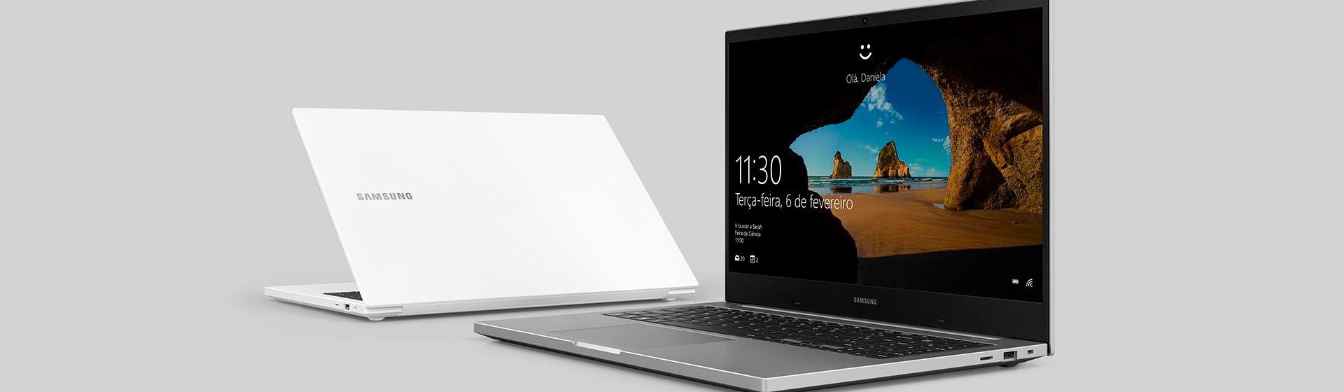 Melhor notebook Samsung i3: Book E30 vs Book E40