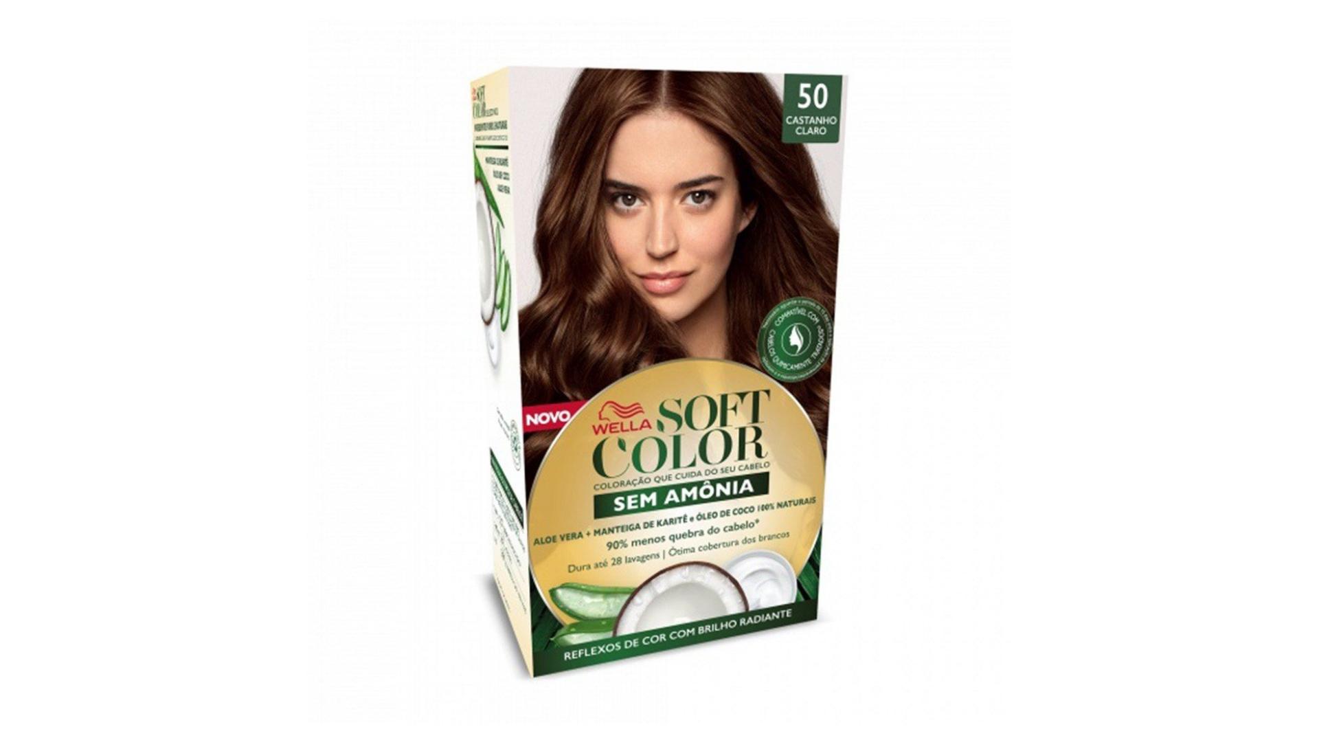 Wella Soft Color (Imagem: Divulgação/Wella)