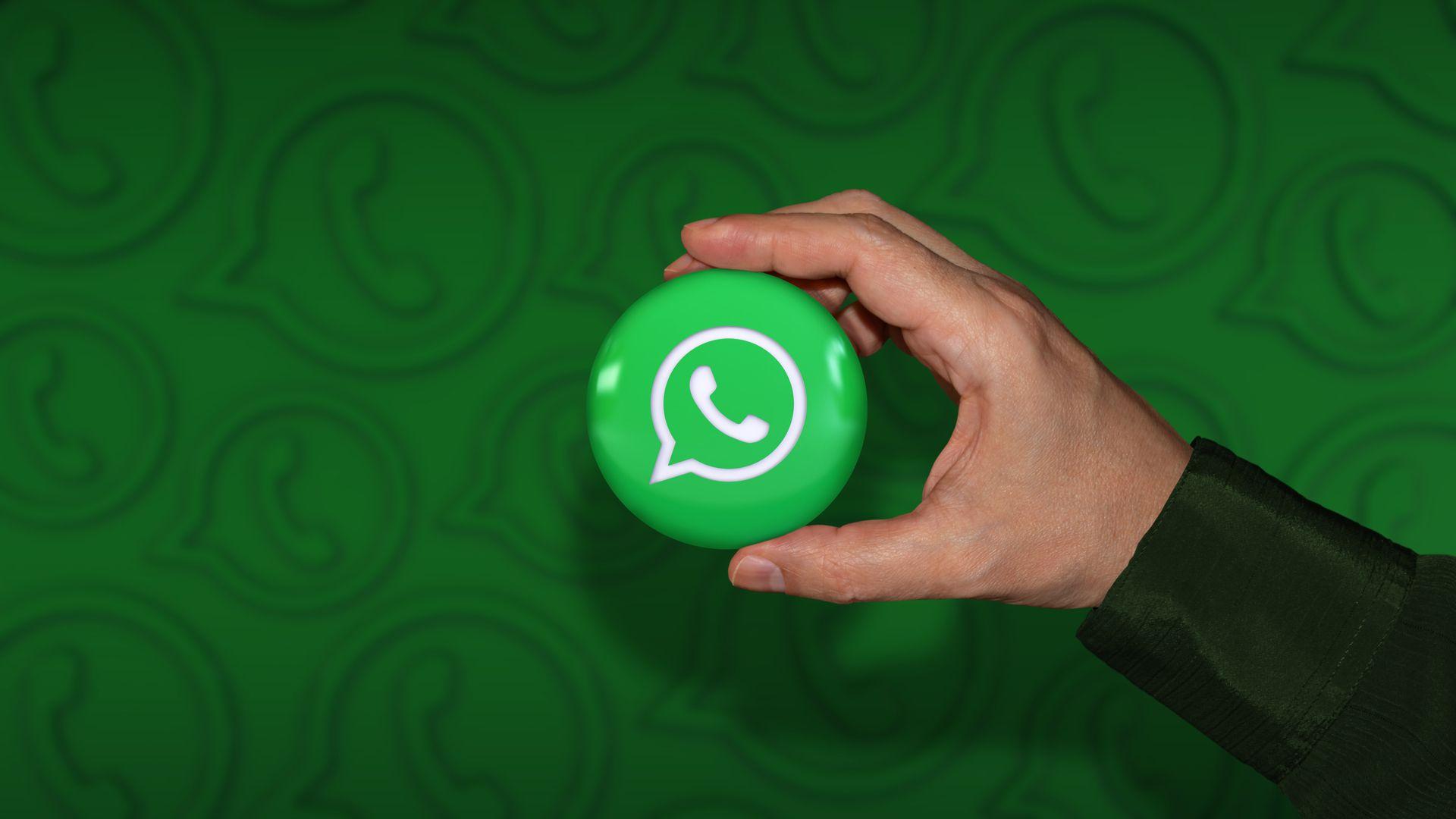 Mensagem automática no Whatsapp: elas são muito usadas por empresas. (Foto: Shutterstock)