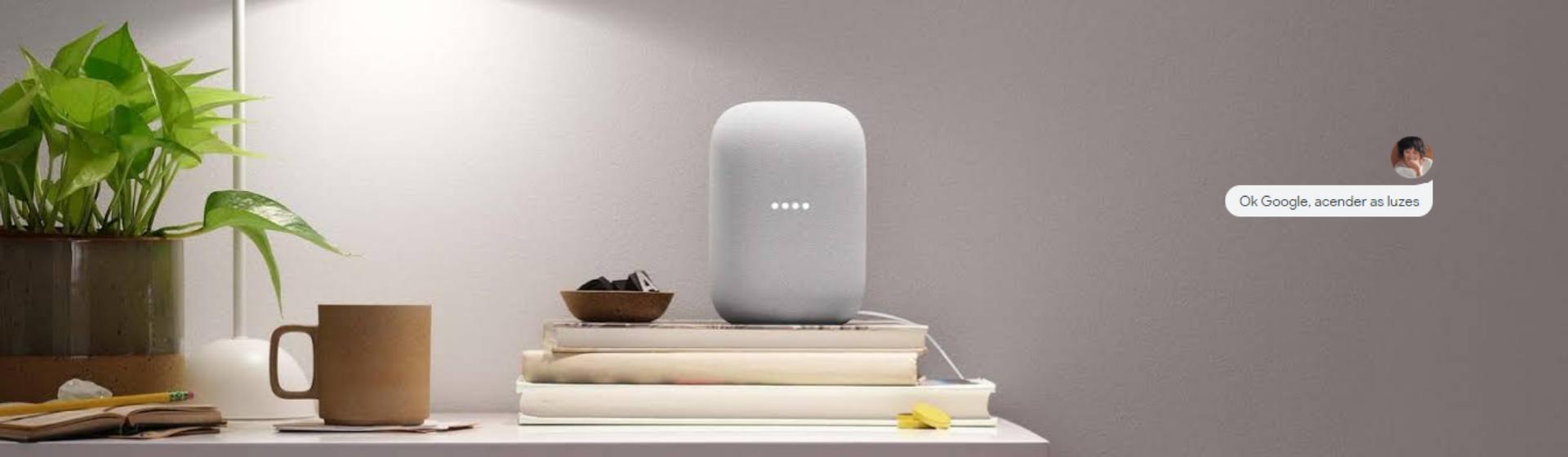 Google Nest Audio: nova caixa de som com assistente pessoal chega ao Brasil