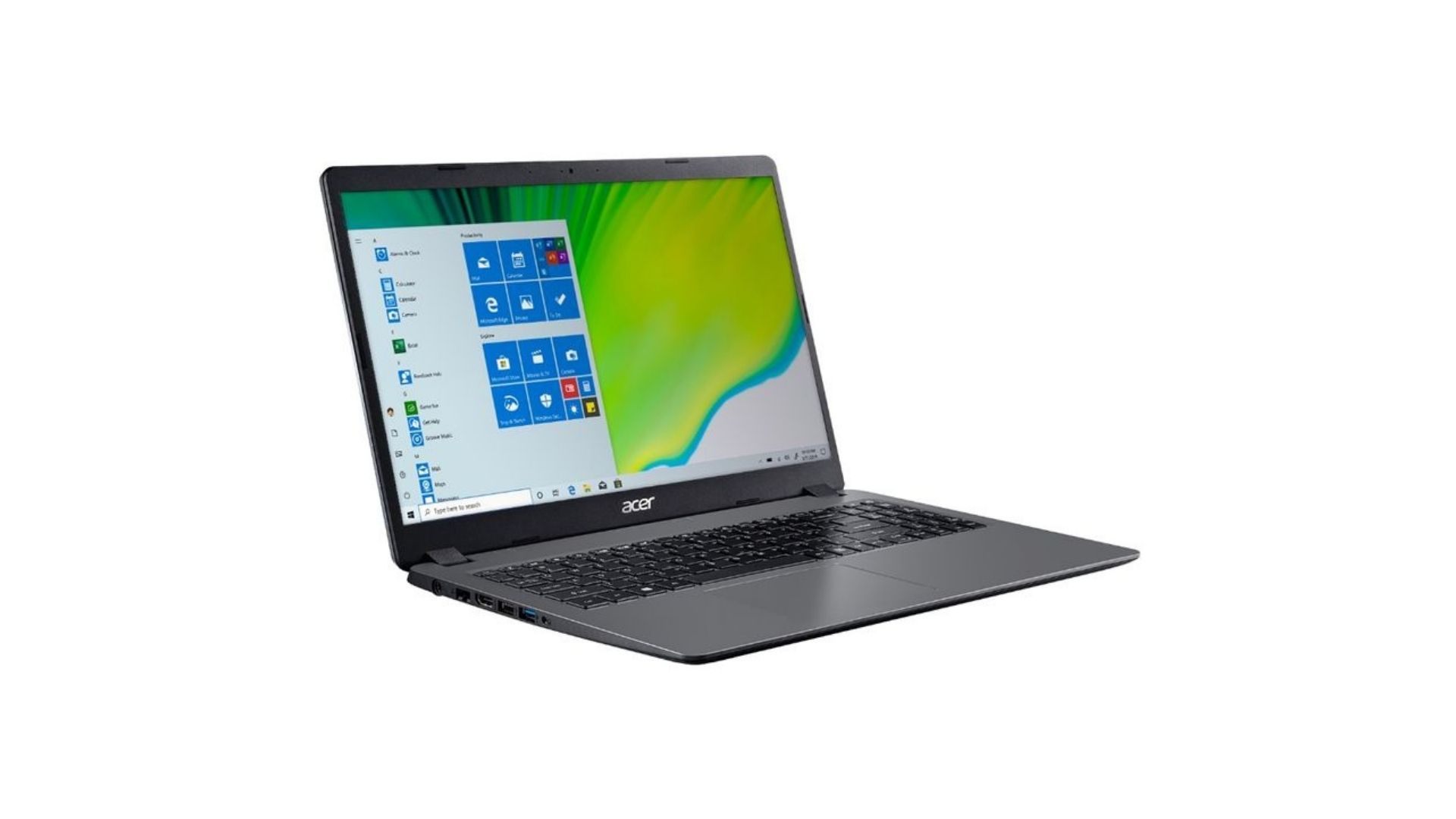 Notebook Acer é bom? A linha Aspire 3 é focada no uso do dia a dia (Foto: Acer).