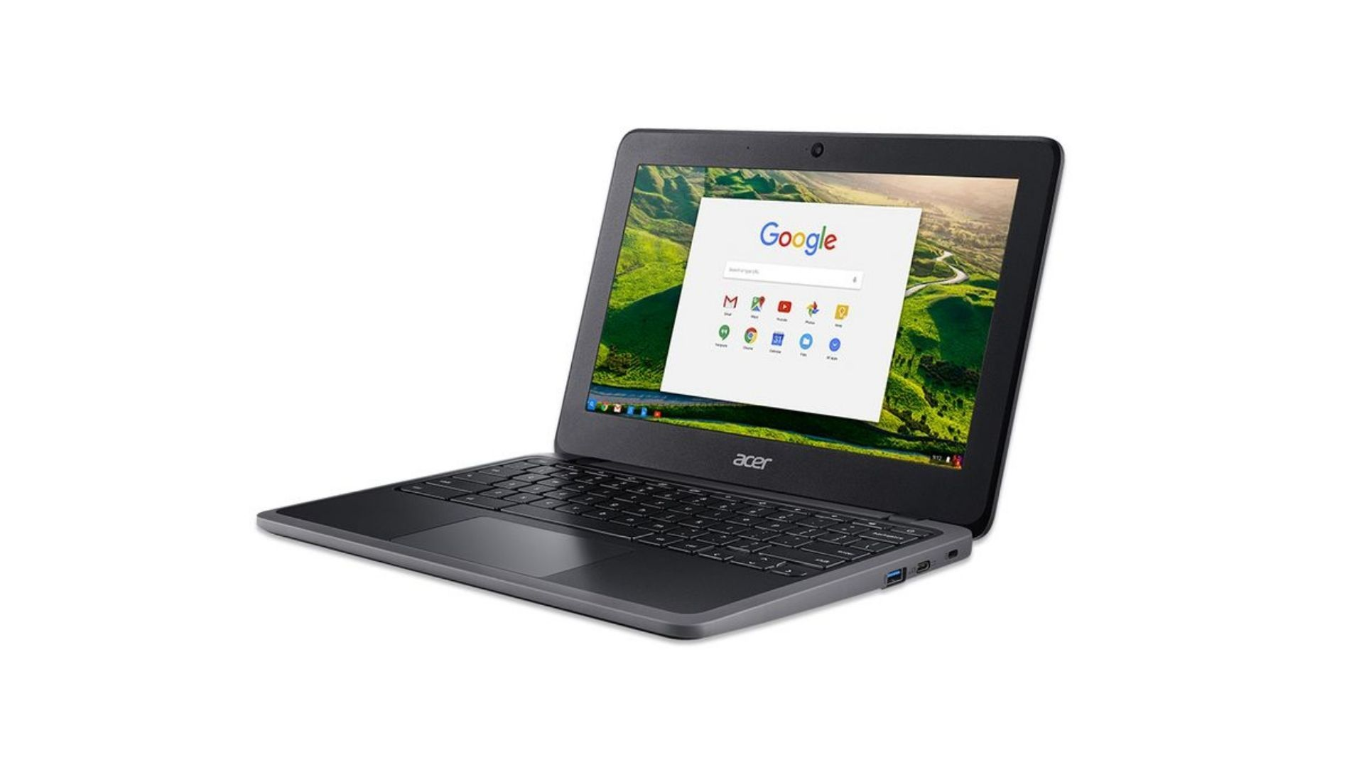 Notebook Acer é bom? O Chromebook é voltado apenas para o uso de internet (Foto: Acer).
