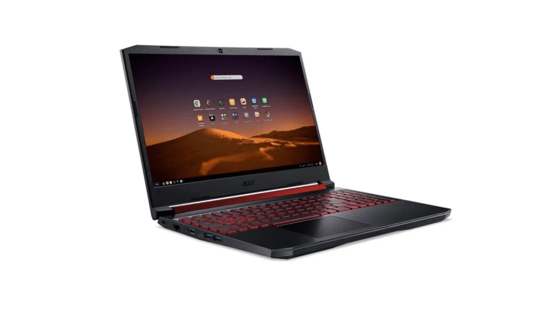 Notebook Acer é bom? O Acer Aspire Nitro é a linha gamer de entrada da marca (Foto: Acer).