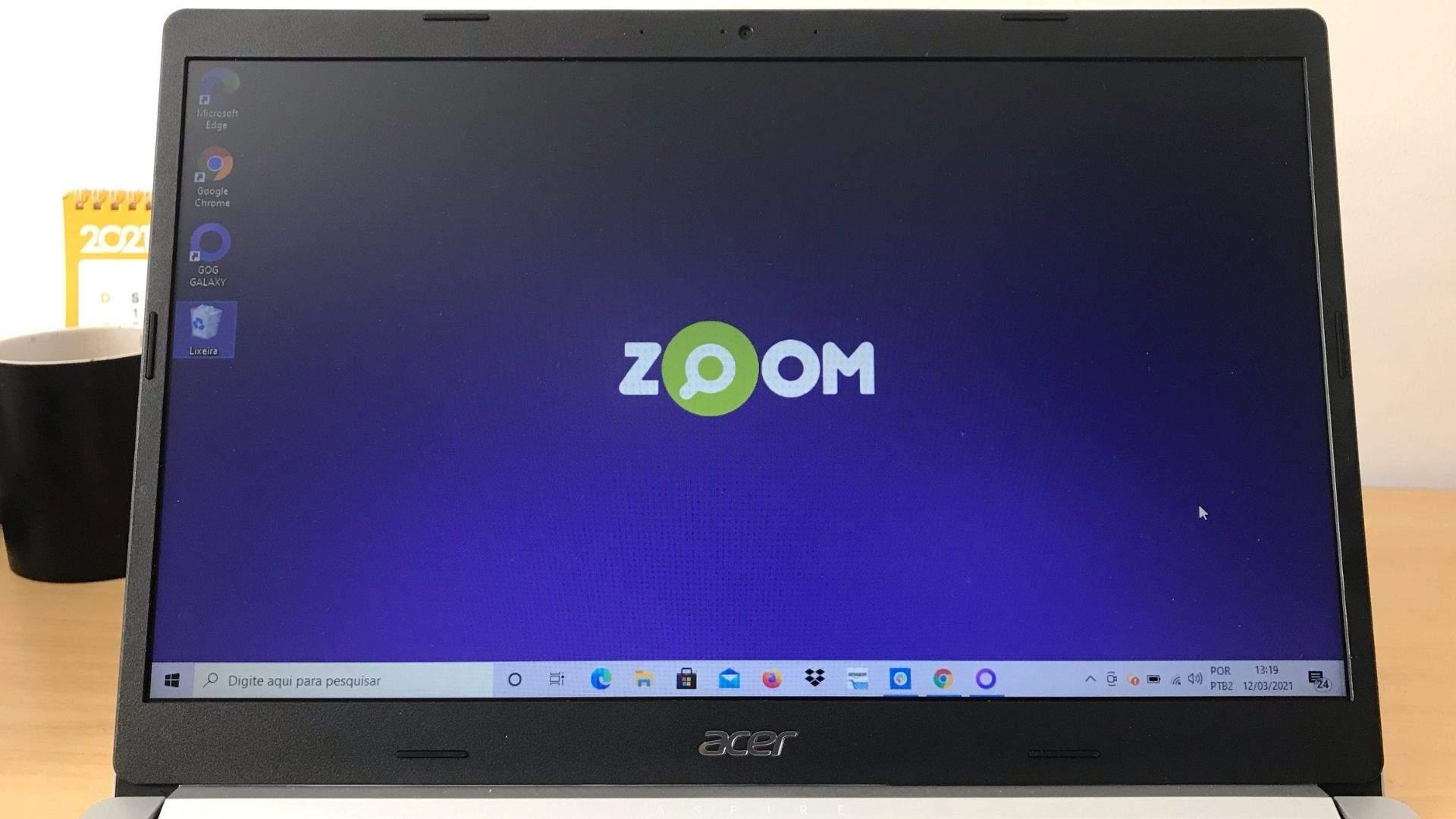 O Acer Aspire 5 é uma ótima alternativa para quem busca modelos intermediários dos notebooks CCE Win (Foto: Zoom)