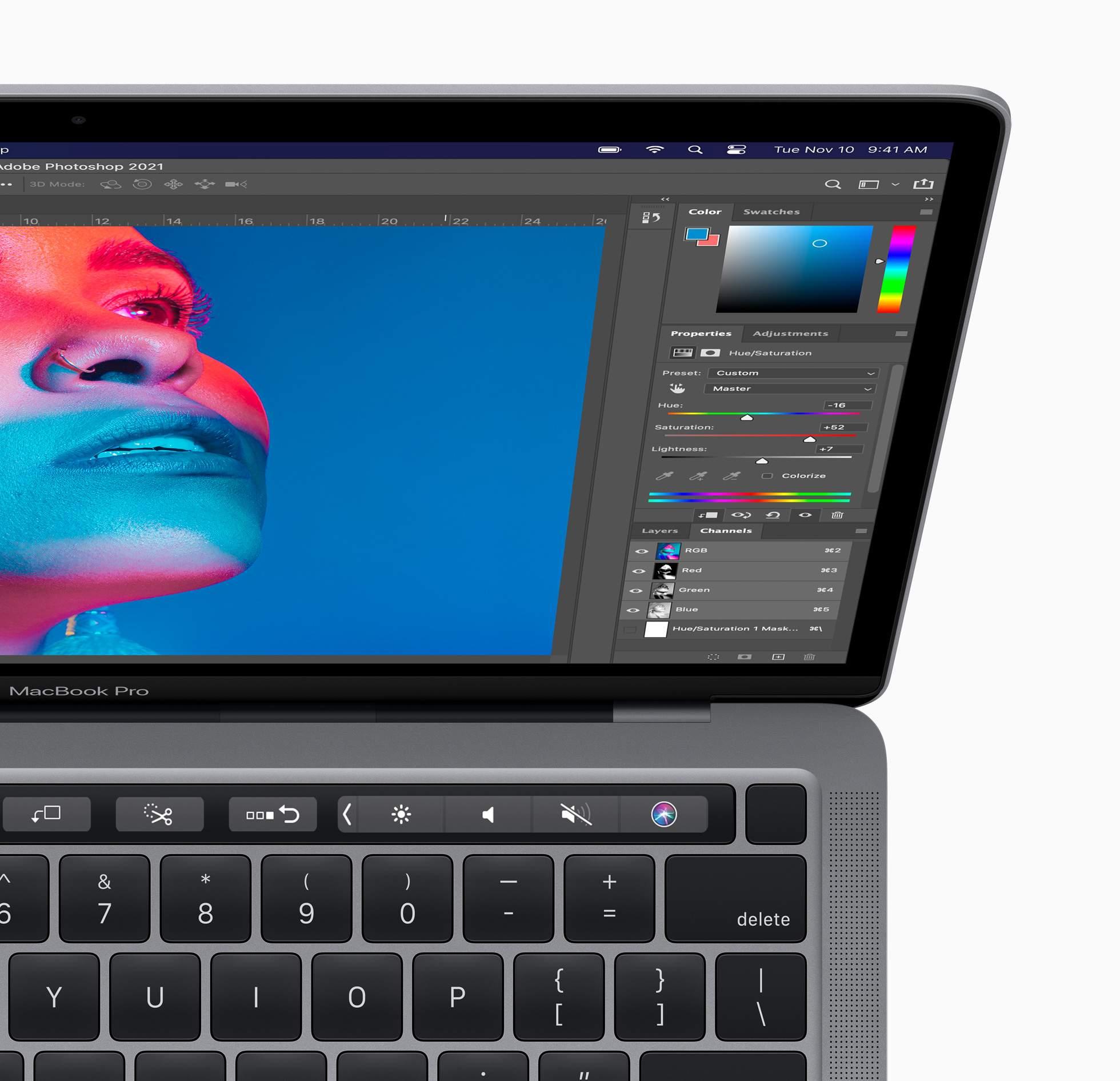 Excelente para edição de imagem ou vídeo, os Macbooks não são indicados para jogar (Fonte: Divulgação/Apple)