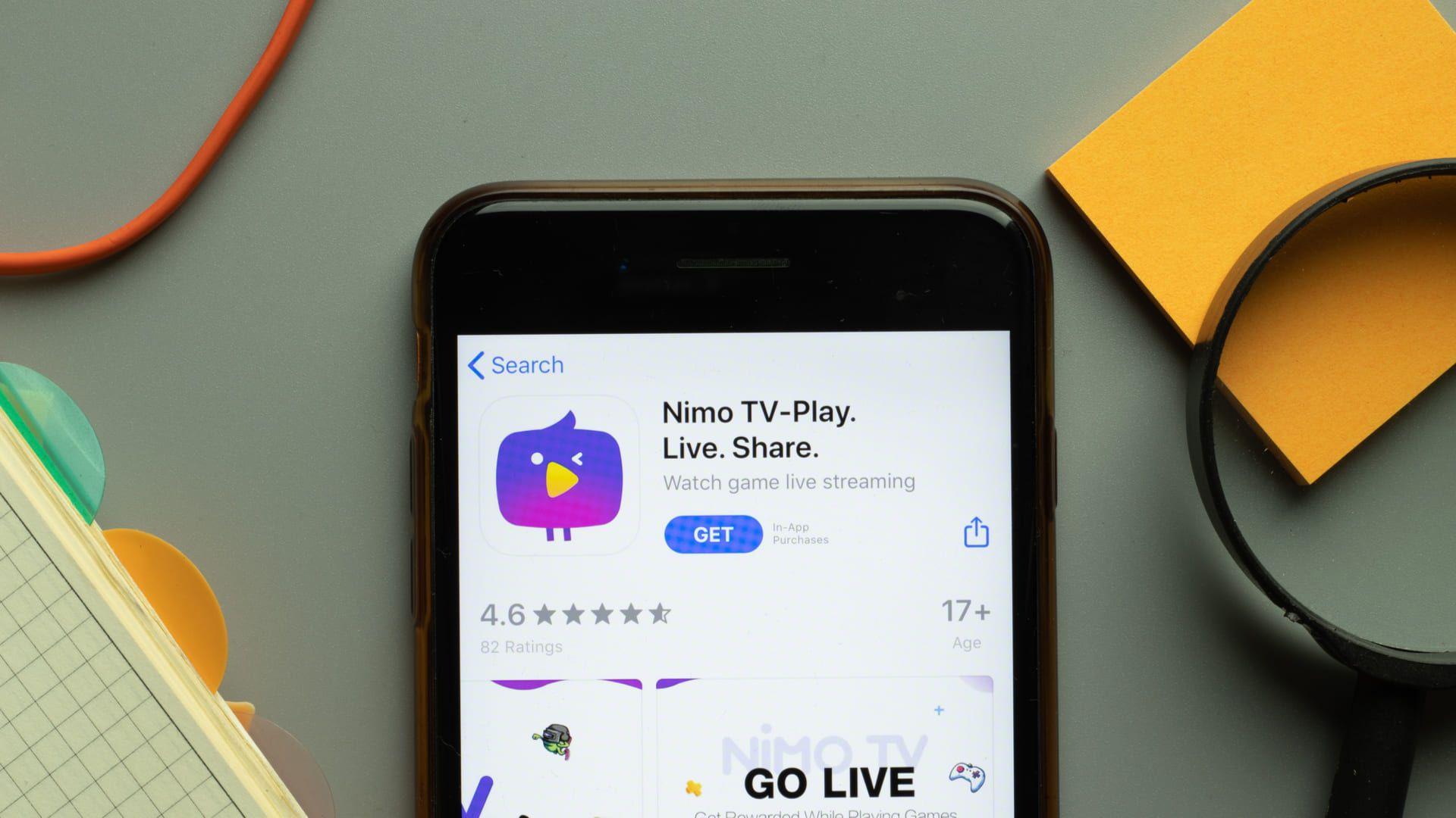 Conheça mais sobre a Nimo TV e saiba como assistir na sua TV! (Imagem: Reprodução/Shutterstock)