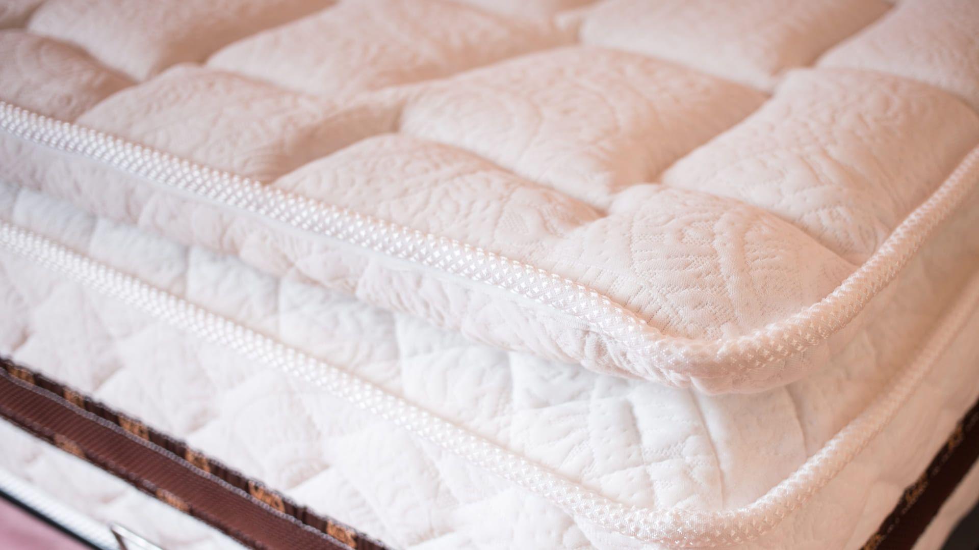 O pillow top é o maior segredo das camas de hotel. (Imagem: Reprodução/Shutterstock)