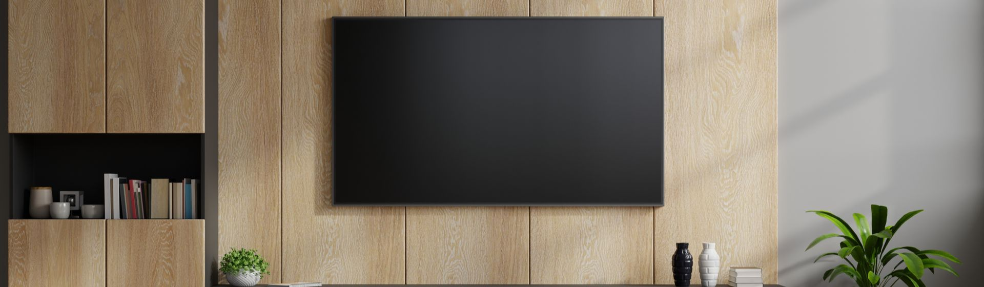 Painel para TV: como escolher o melhor para a sua sala?
