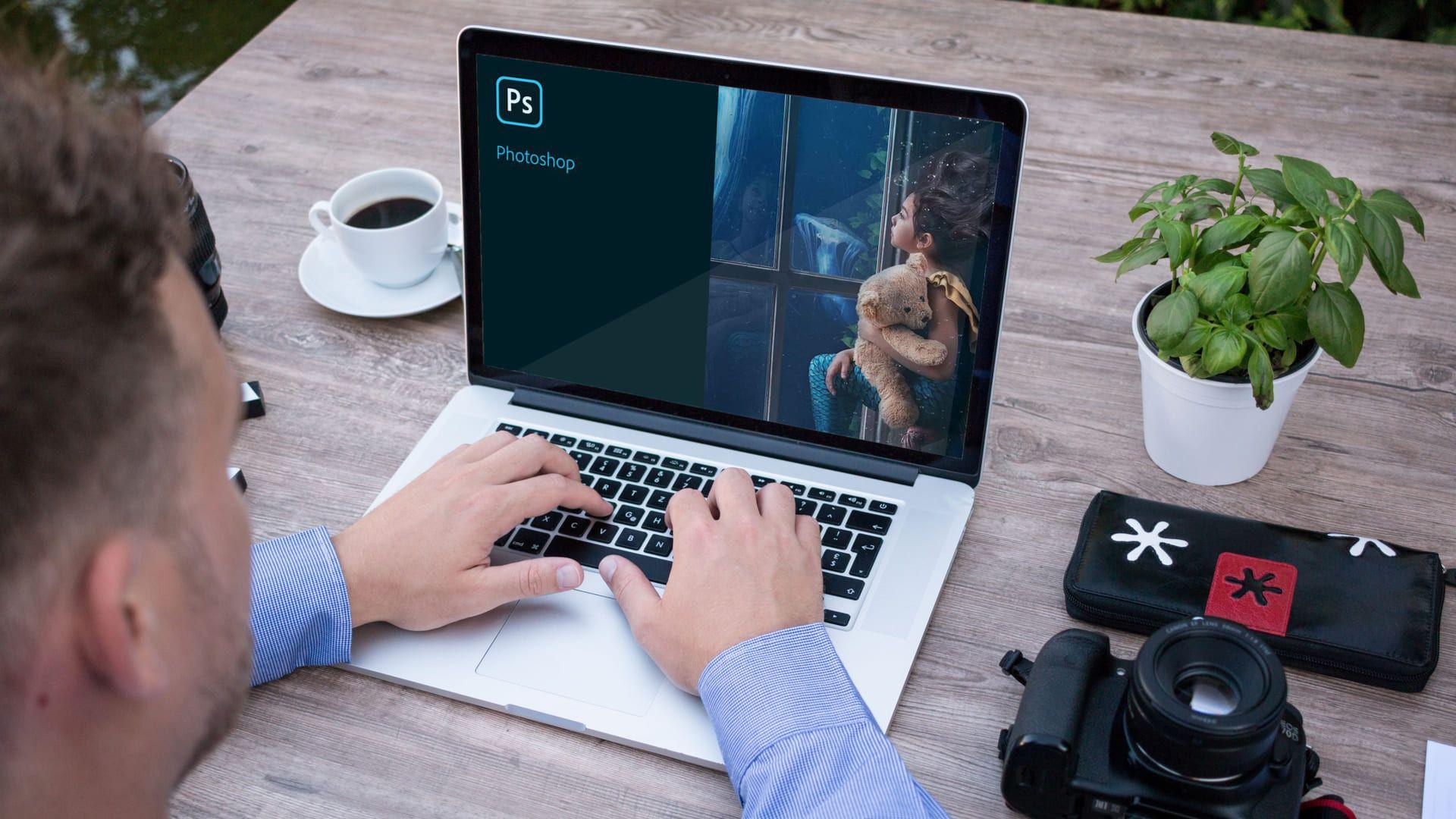 Confira todos os detalhes sobre o Photoshop Online (Foto: Shutterstock)