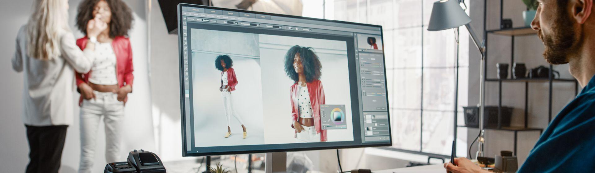Photoshop online: como usar sites de edição de fotos na web