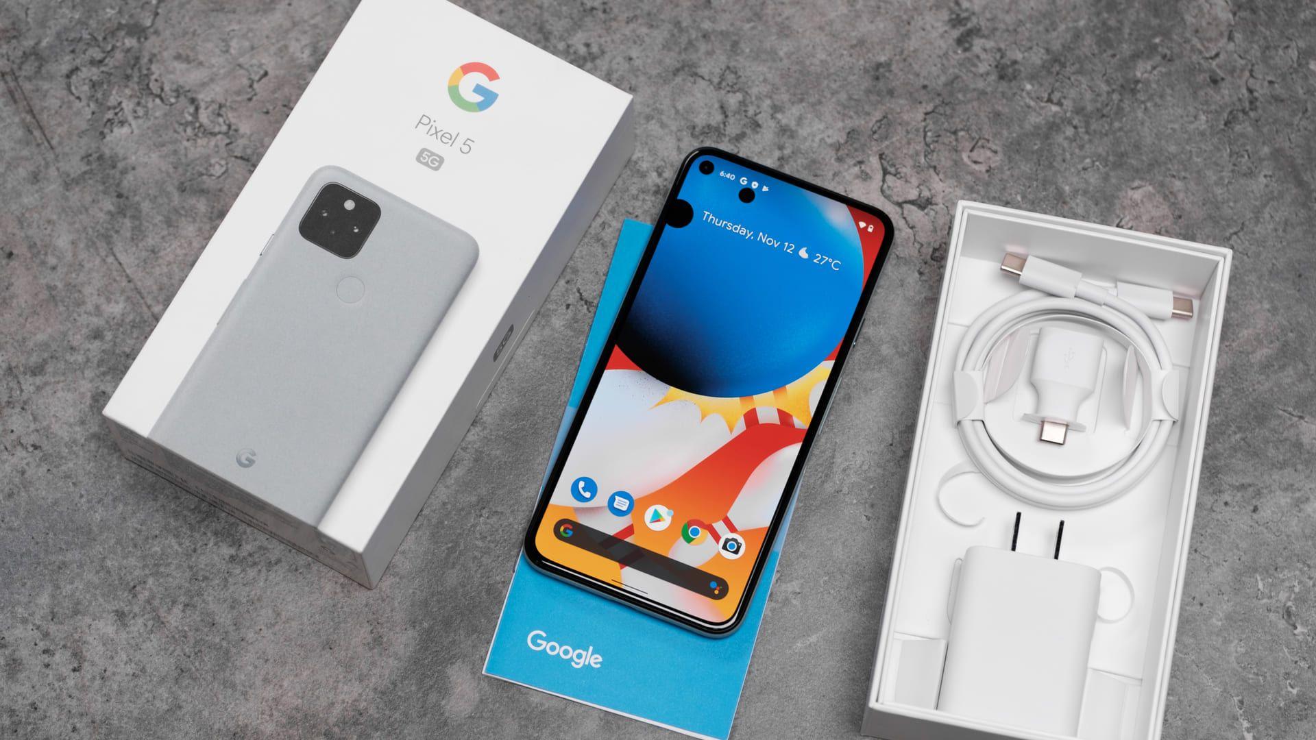 Qual melhor celular? Google não comercializa aparelhos no Brasil, mas se destaca com Android puro (Foto: Chikena / Shutterstock.com)