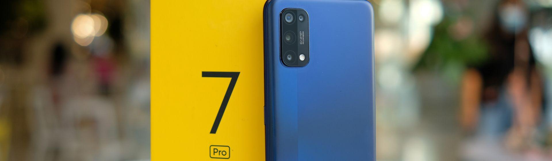 Realme 7 Pro: confira a análise de ficha técnica do celular chinês