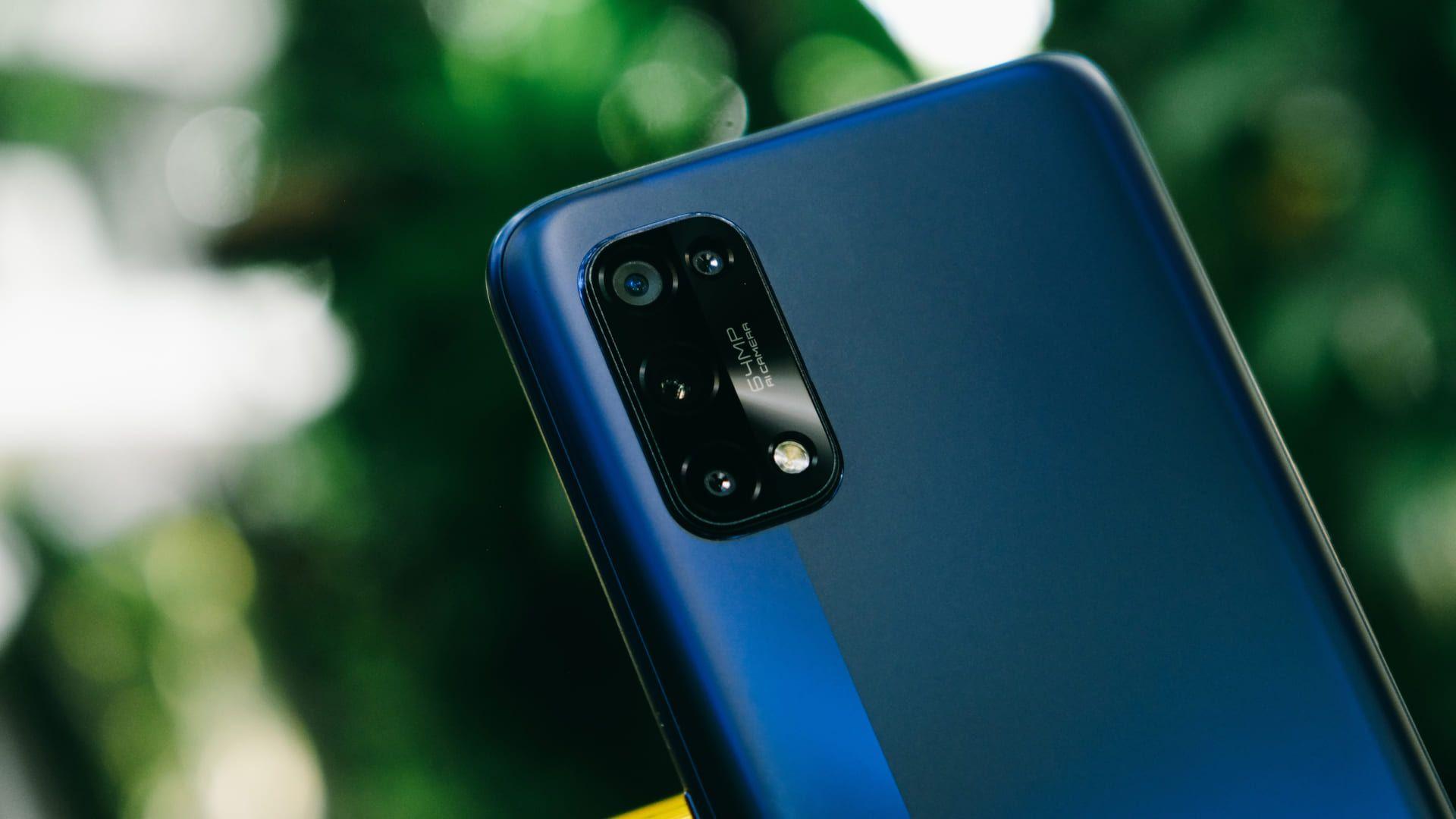 O melhor conjunto de câmeras é do Realme 7 Pro. (Foto: Shutterstock)