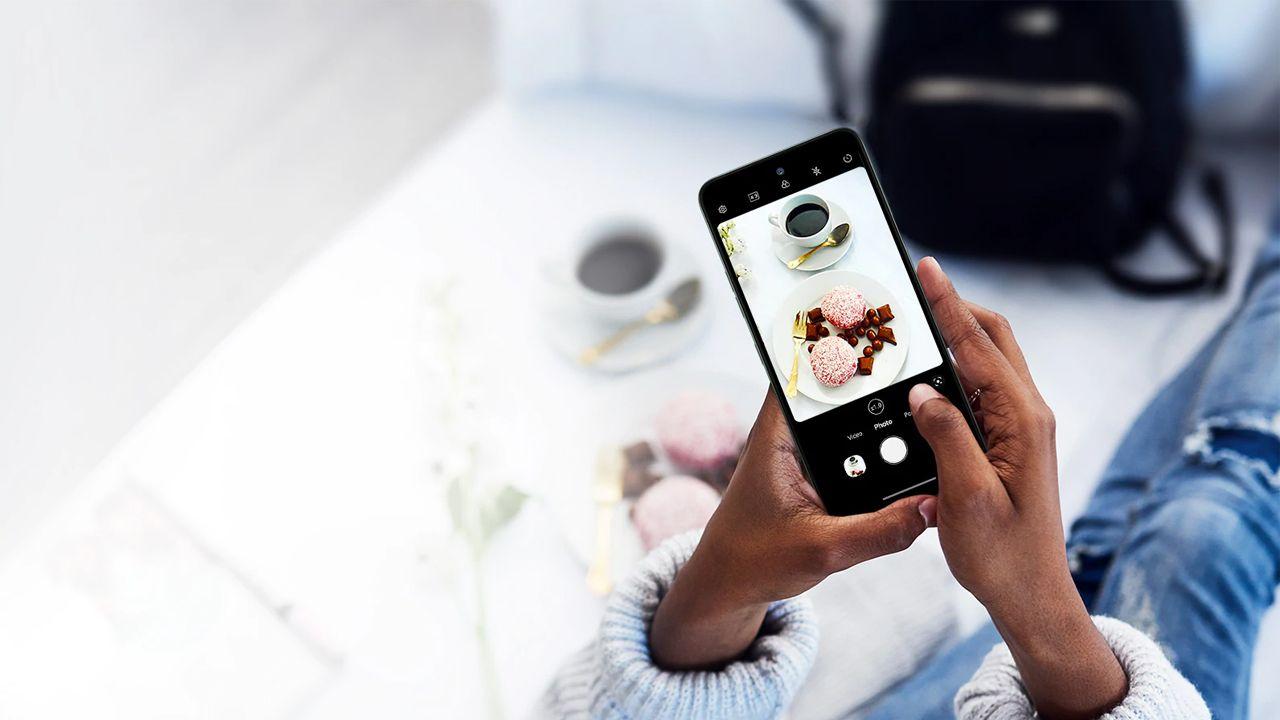 O LG K52 usa IA para aperfeiçoar suas fotos. (Foto: Divulgação/LG)