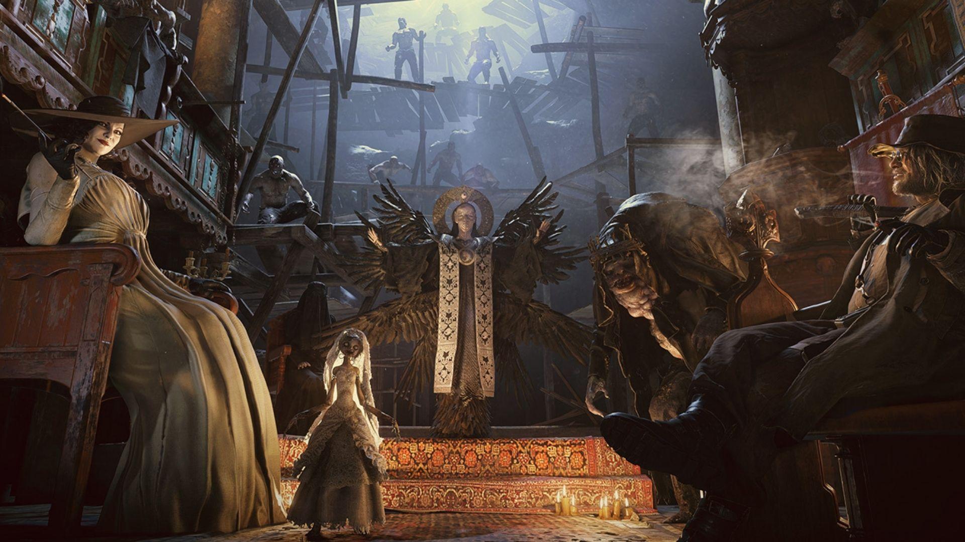Resident Evil Village é um dos jogos mais aguardados de maio de 2021 (Foto: Divulgação/Capcom)