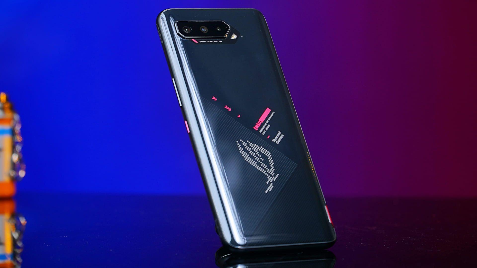 Design do Rog Phone 5 (Foto: Shutterstock)