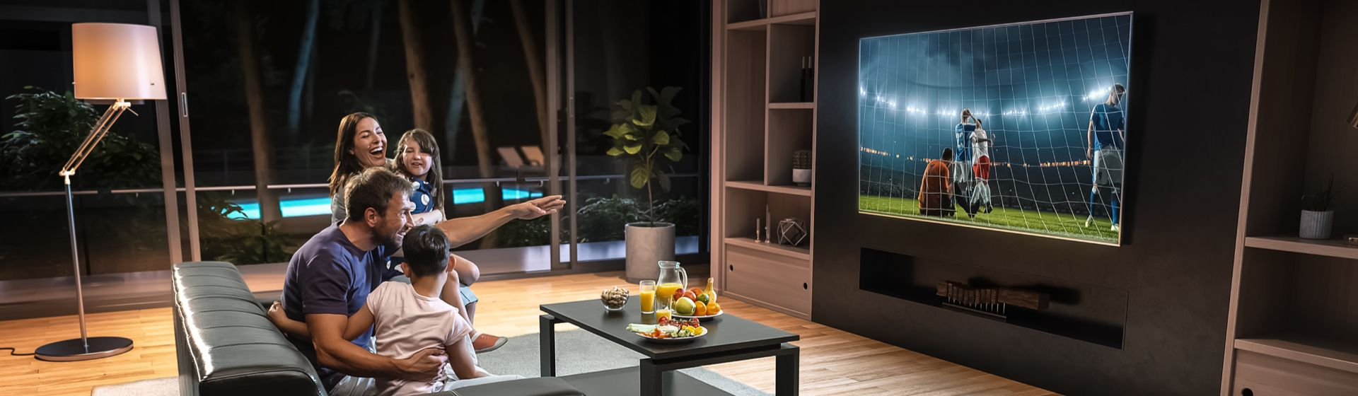 Sala de TV: como montar? 5 dicas