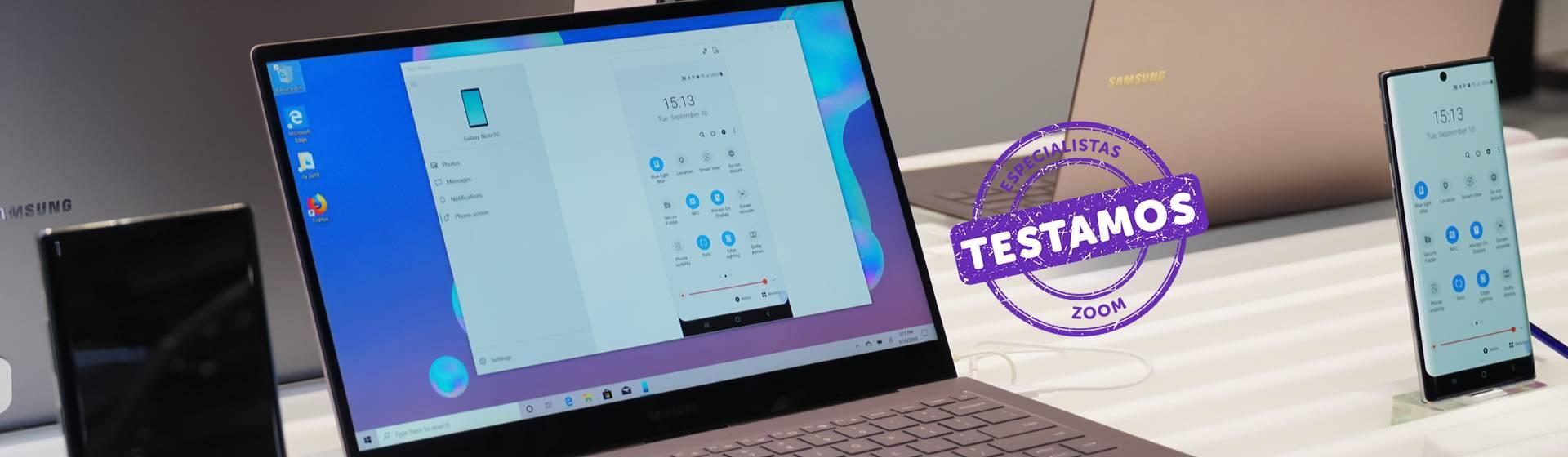 Samsung Galaxy Book S: o notebook mais leve que você vai conhecer