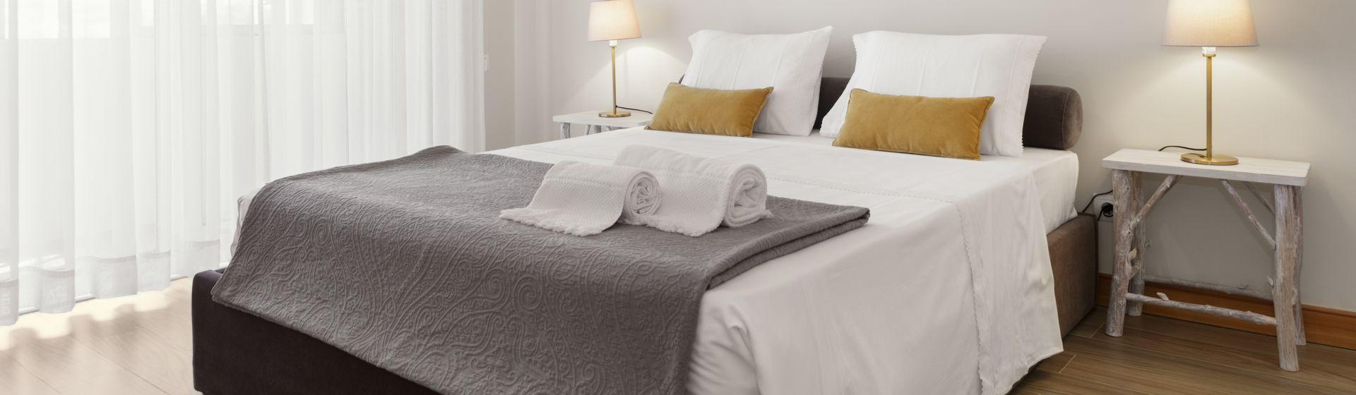 Cama de hotel: tudo que você precisa para montar a sua