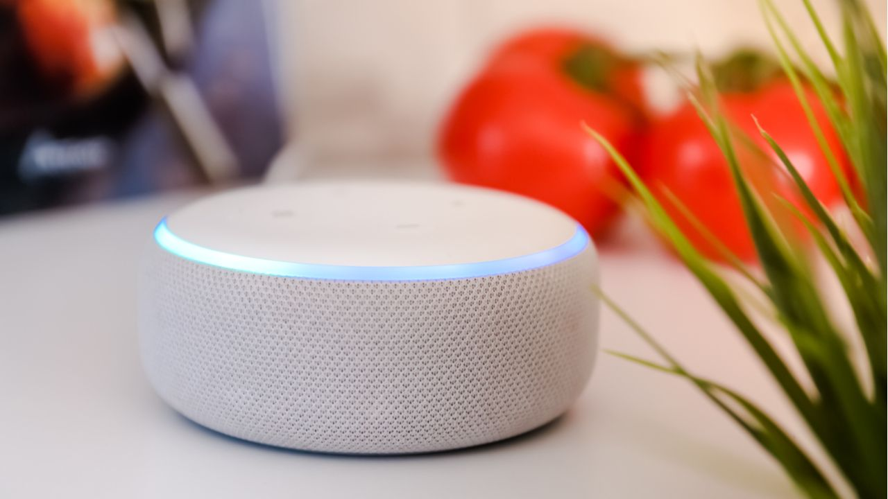 A Alexa já vem integrada nos smart speakers da Amazon (Foto: Shutterstock)