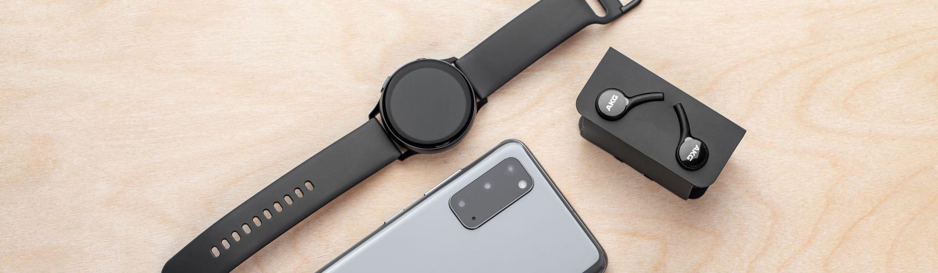 Smartwatches mais vendidos de março: Samsung e Apple se destacam