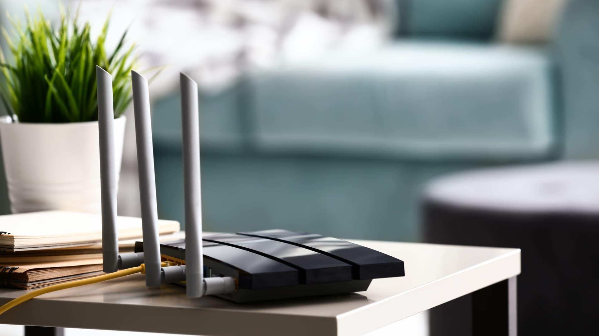 Geralmente, o modem é um aparelho oferecido pela operadora contratada (Fonte: Shutterstock)