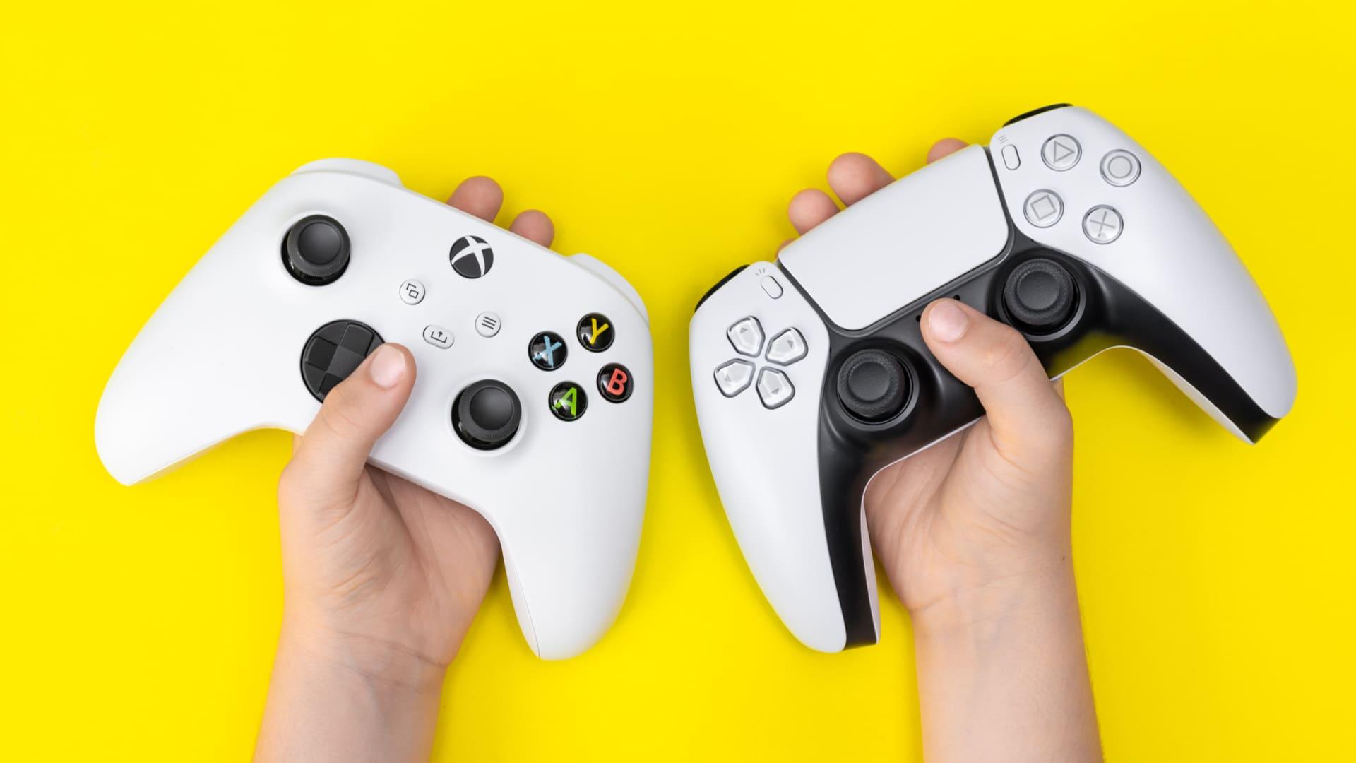 Baixar Spotify no seu console de videogame, seja ele Playstation ou XBox, é possível (Foto: Barone Firenze / Shutterstock)