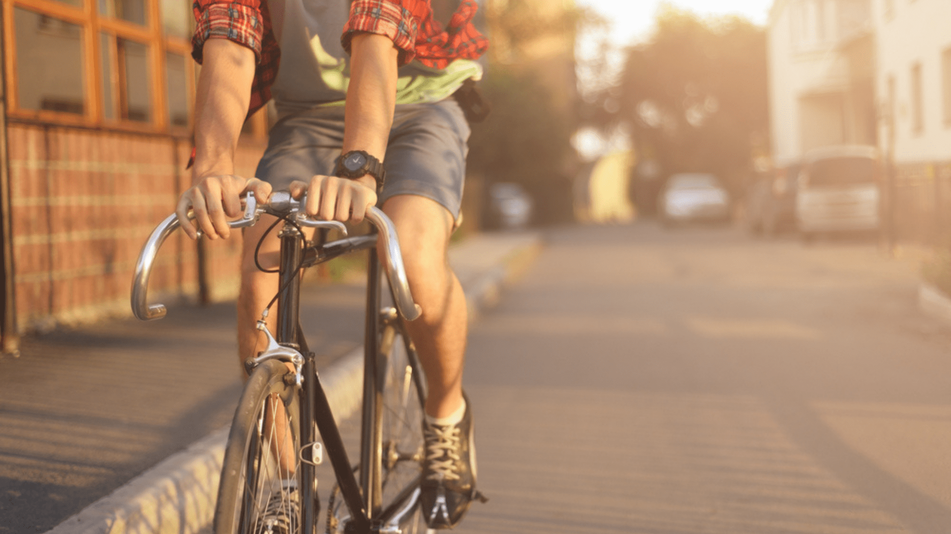 O tamanho de bicicleta está diretamente relacionado à sua altura (Imagem: Reprodução/Shutterstock)