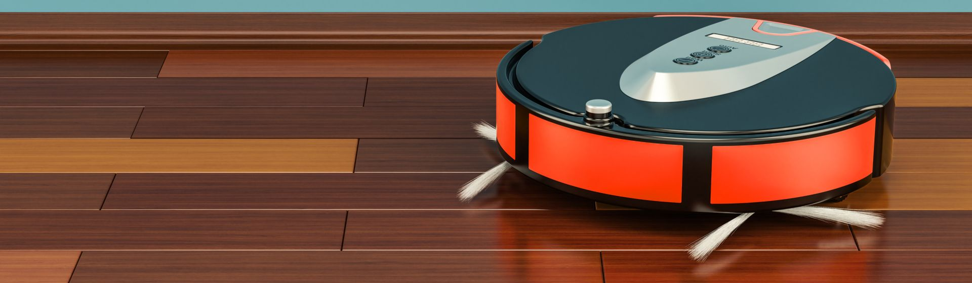 Aspirador de Pó Robô Wap Controle Remoto Robot W300