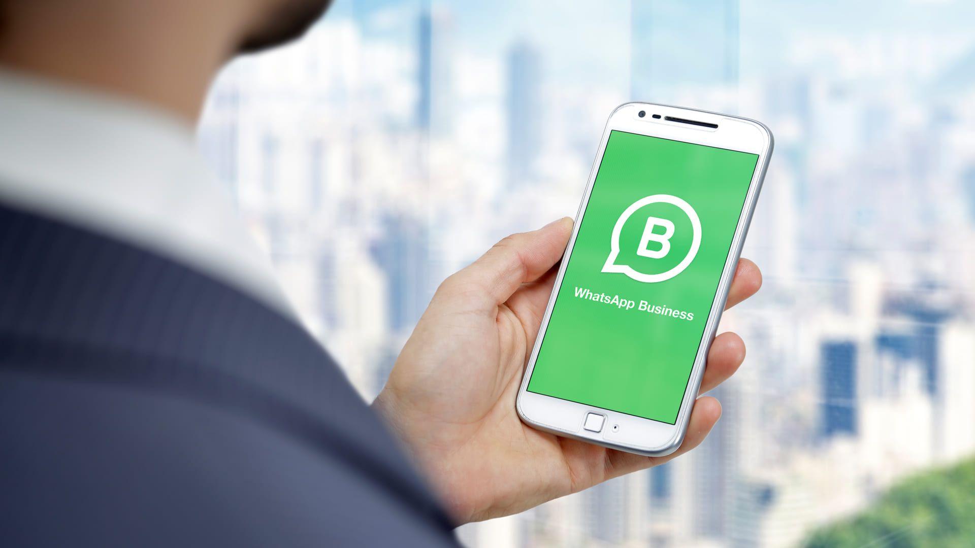 WhatsApp Business é versão para empresas do popular mensageiro (Foto: Alex Ruhl / Shutterstock.com)