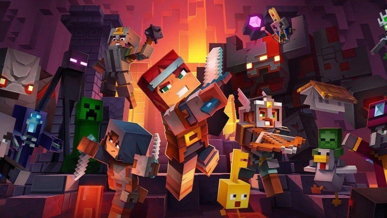 Minecraft Dungeons (Foto: Divulgação/Minecraft Dungeons)