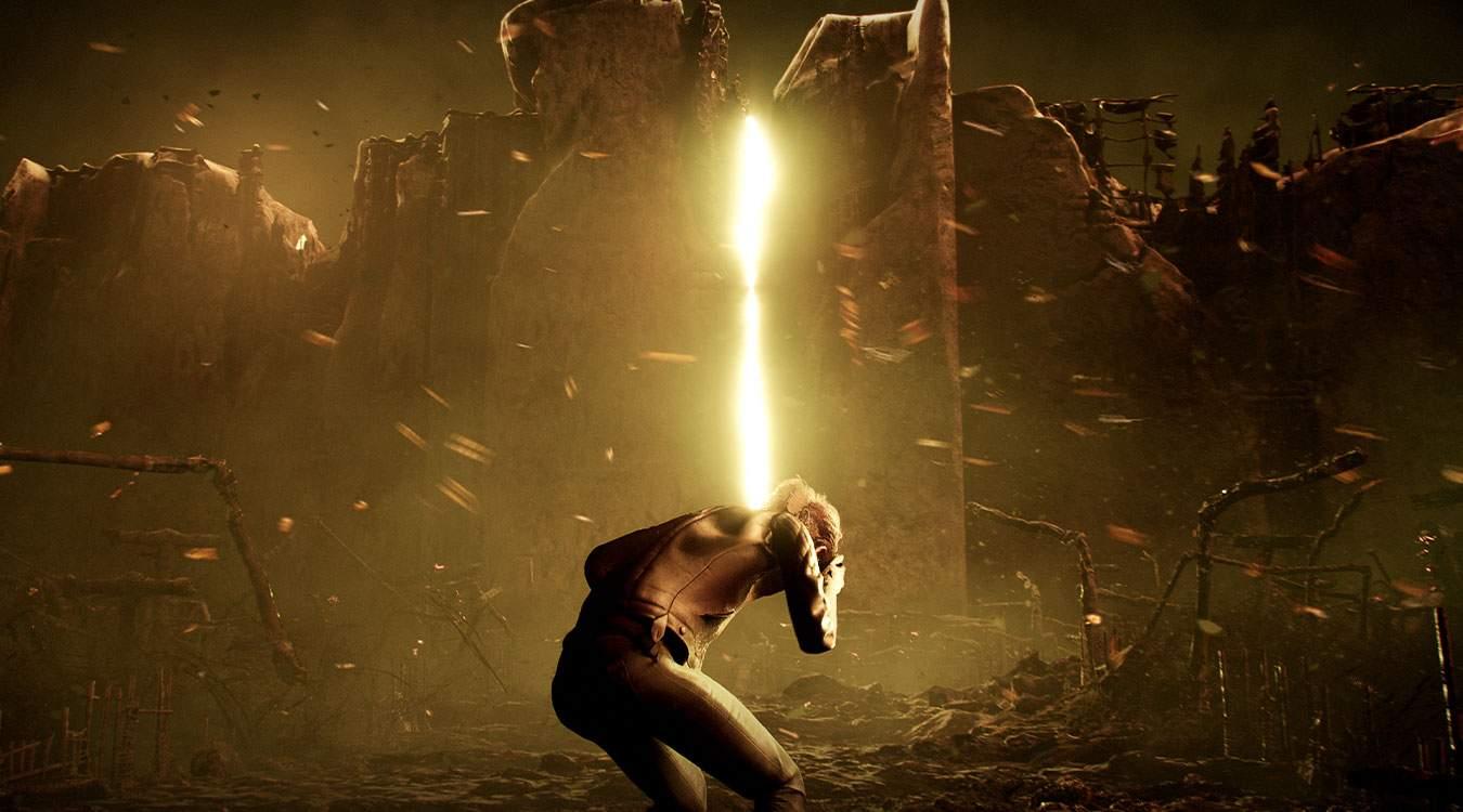 The Medium traz terror psicológico misturado com o sobrenatural para o Xbox Series S e X (Fonte: Divulgação/Xbox)