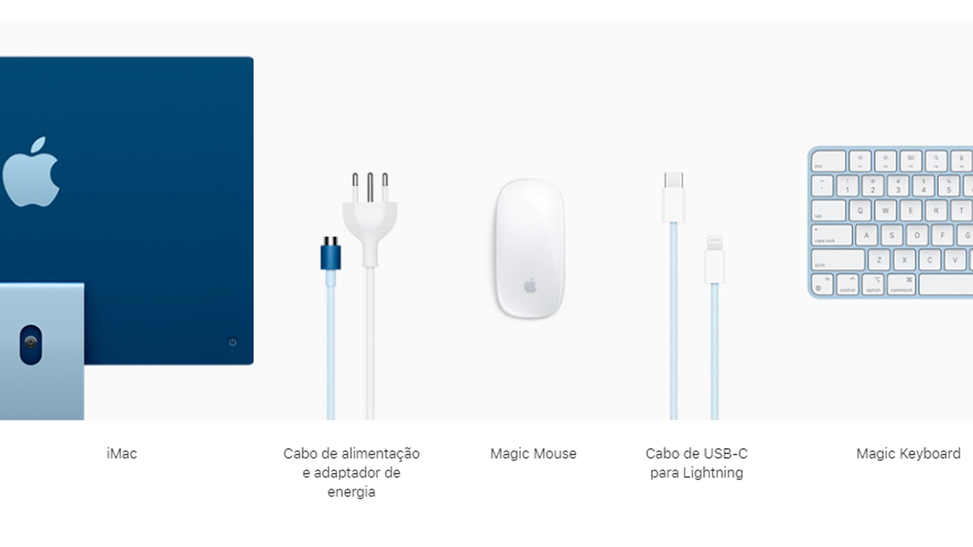 O preço do novo iMac pode assustar consumidores desavisados (Foto: Reprodução/Apple)