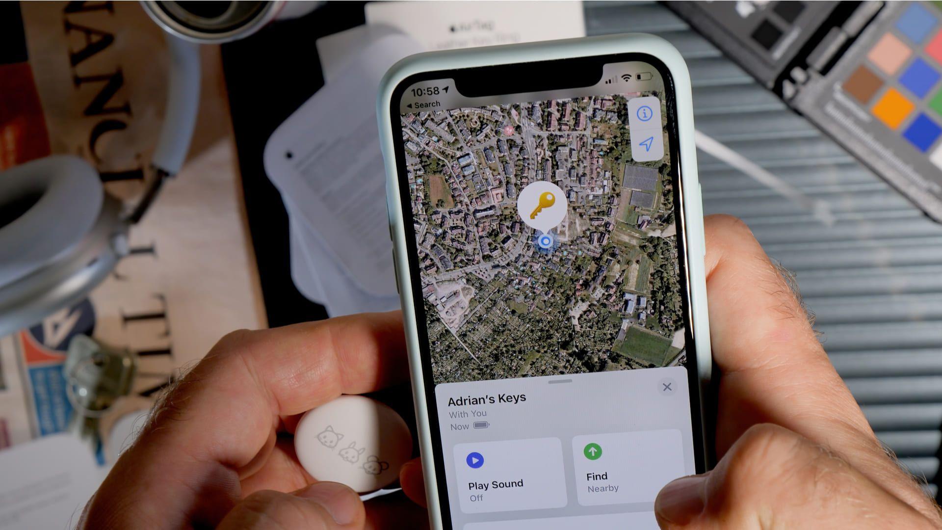 Entenda como funciona o rastreamento do Apple AirTag